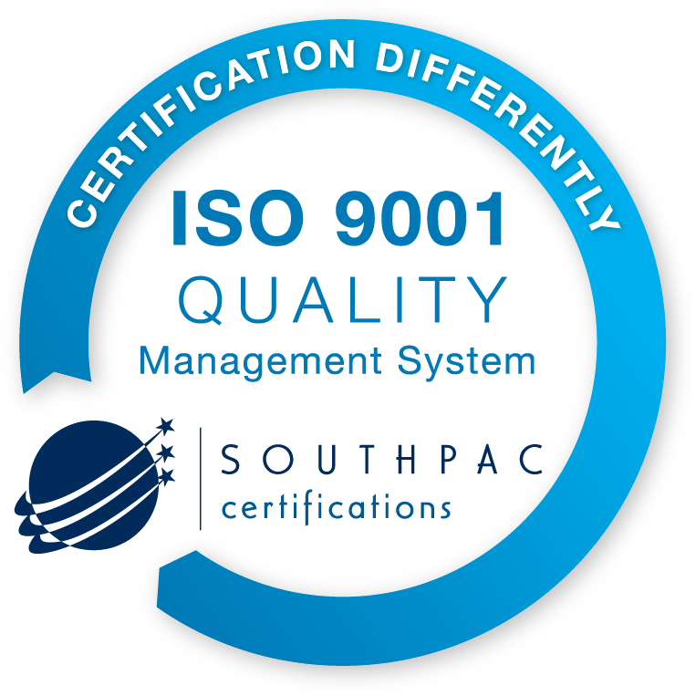 ISO 9001 Approved